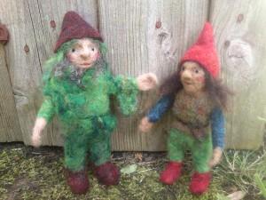 Dwarf friends
